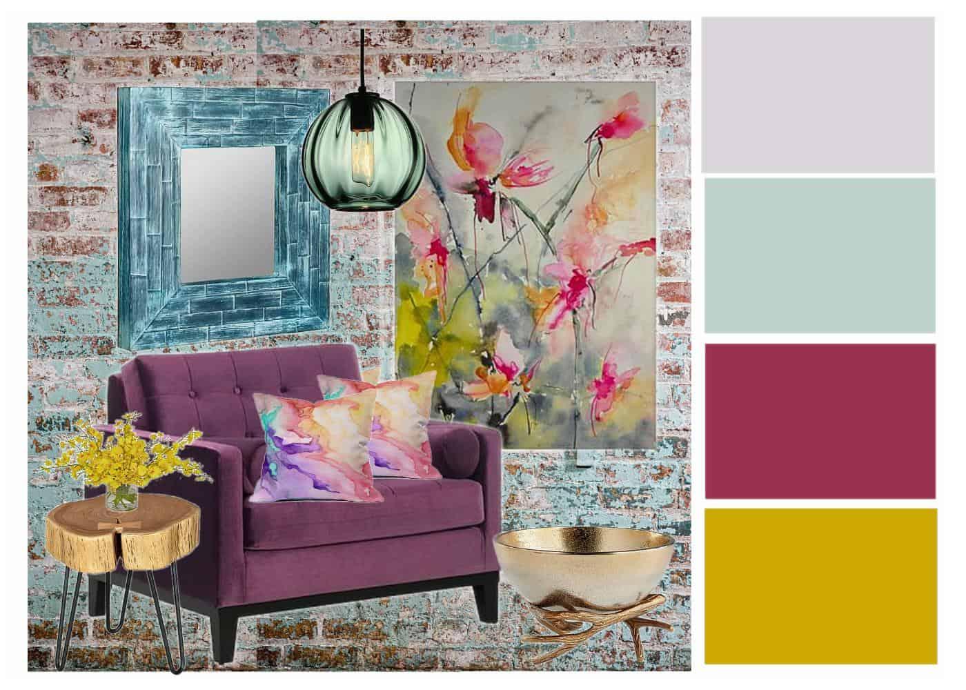 April Color Palette