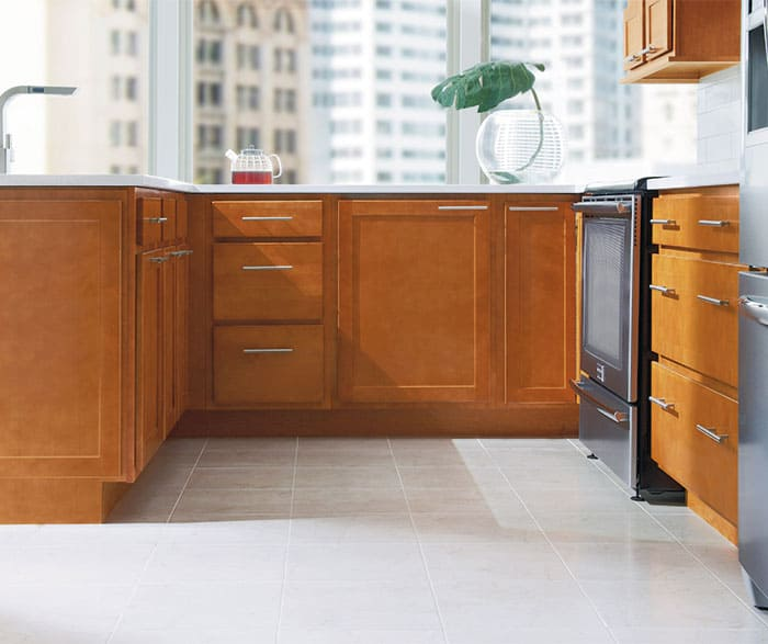Cabinetry terms to know-standard overlay
