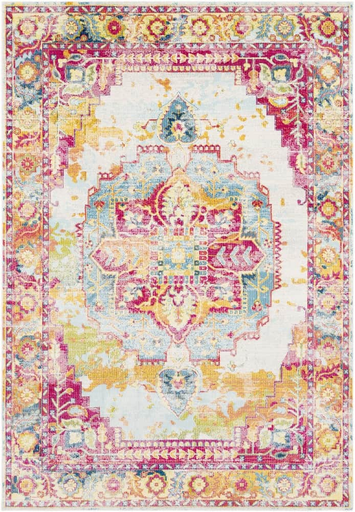 Affordable area rugs- Aura Silk ASK-2305