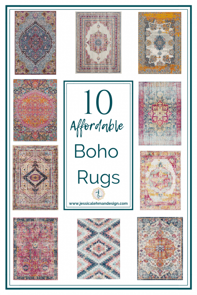 Affordable area rugs from Boutique Rugs