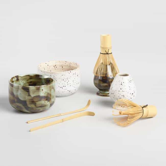 Matcha Bowl and Whisk Tea Gift Set - last minute  gifts